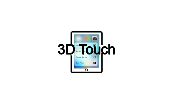 Touch 3D Not Working