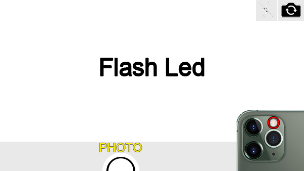 iPhone Flash Led Not Working