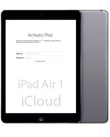 Mở khóa iCloud iPad Air 1