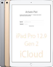 Mở khóa iCloud iPad Pro 12.9 Gen 2