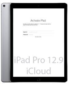 Mở khóa iCloud iPad Pro 12.9 Gen 1