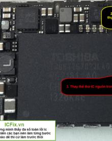 iPhone 5S lỗi sai ngày giờ