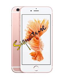 Các linh kiện cần thiết phải ký tên khi sửa iPhone 6S